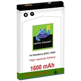 HIPPO Battery Blackberry 8520/9300 [B91] - Handphone Battery